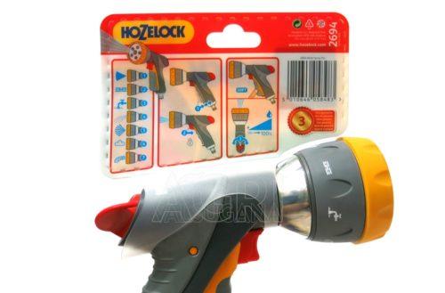 Hozelock pistola con 7 getti multi spray pro 2694