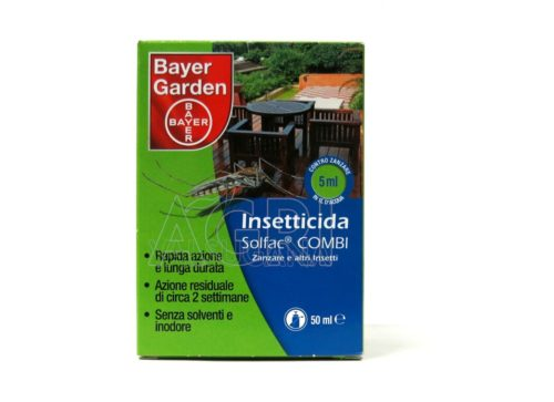 Solfac combi Bayer 50 ml