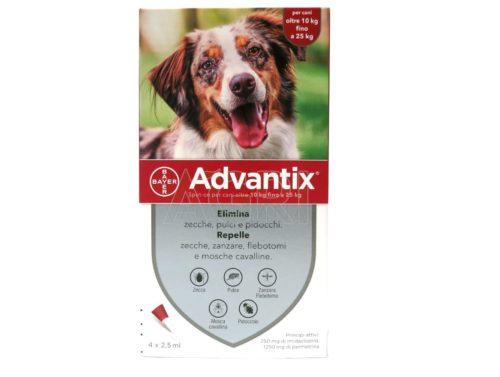 advantix cani bayer da 10-25_kg