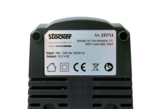 caricabatteria pompa elettrica stocker batteria litio