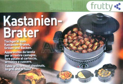 cuocicastagne multi-grill frutty 800W