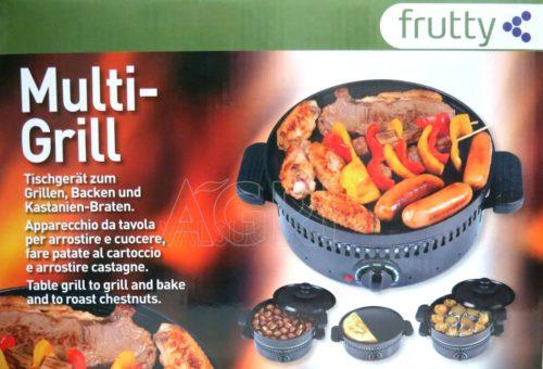 cuocicastagne multi-grill frutty 800Watt
