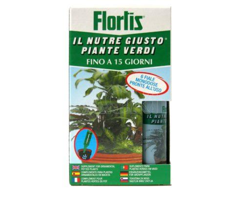 nutre giusto piante verdi flortis 6_fiale