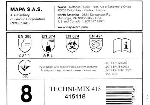 techni-mix 415