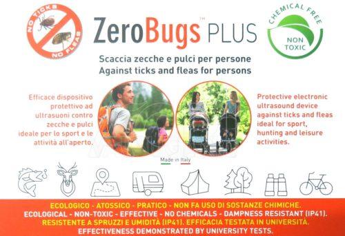zerobugs plus scaccia zecche pulci_ultrasuoni