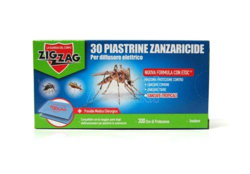 zig zag piastrine antizanzare