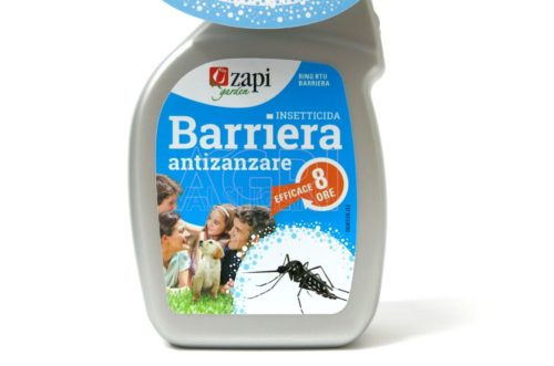 zapi barriera antizanzare 400 ml