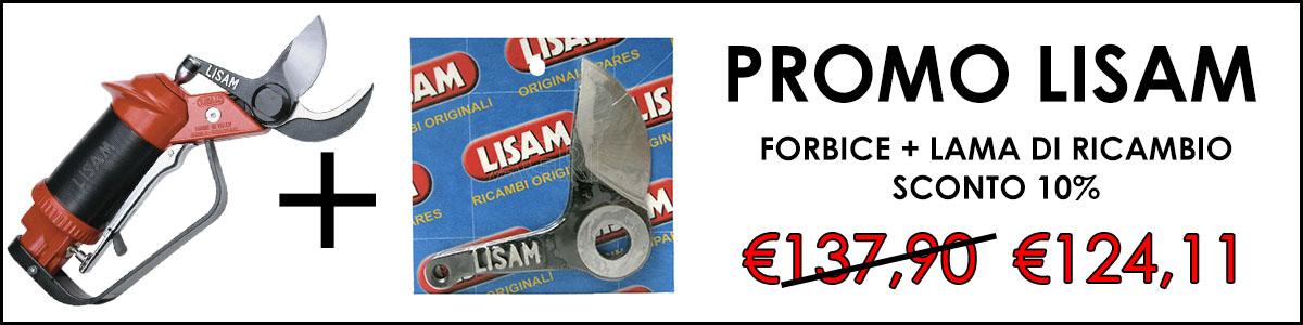 Promo Lisam