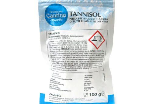 tannisol pastiglie in busta