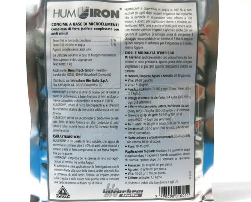 Humiron gr 1000 bio intrachem