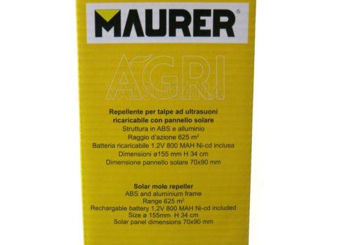 Repellente ultrasuoni solare