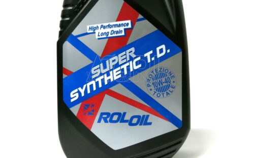 Rol SuperSynthetic TD 10W40 1lt