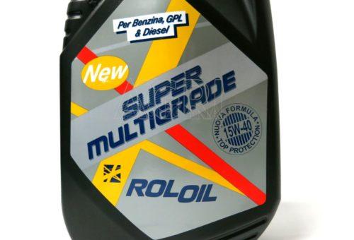 Rol Supermultigrade 15W40 1lt