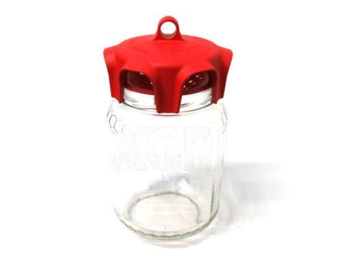 Vaso-Trap rosso