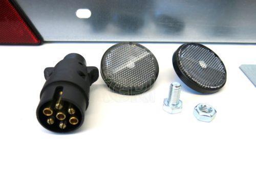 barra luci posteriore regolabile cm 130-180 con cavo_mt_7