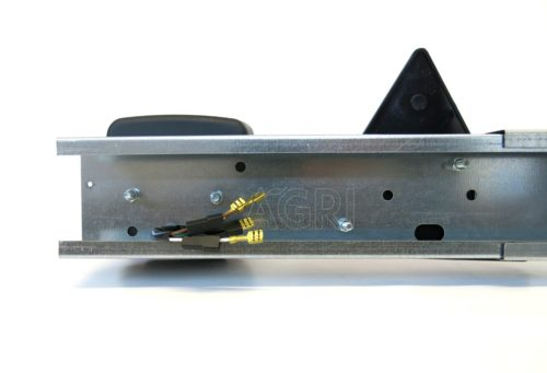 barra luci posteriore regolabile cm_130-180_con_cavo_mt 7