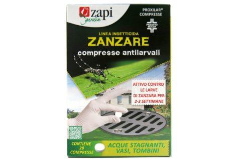 compresse antizanrare zapi 20_pz