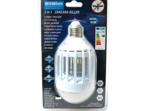 lampada zanzara killer E27
