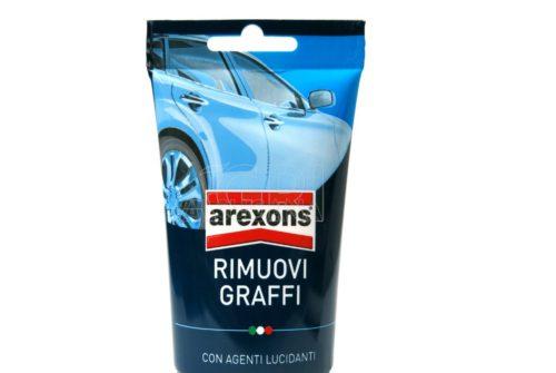 rimuovi graffi arexons gr150