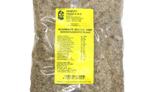 sementi prato scarpate quota 1000 1 kg