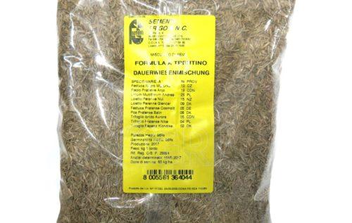 sementi prato stabile 1 kg formula A