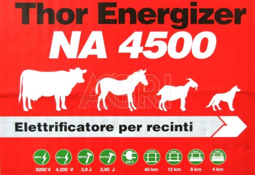 elettropascolo thor NA 4500 220V
