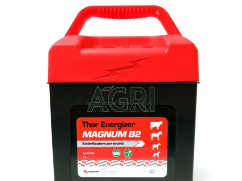 elettropascolo thor magnum