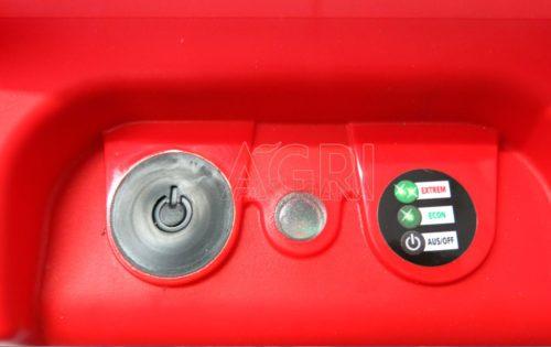elettropascolo thor magnum b2 batteria