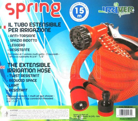 tubo magico spring mt 15
