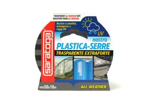 nastro plastica serre saratoga 50x10mt