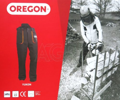Pantalone antitaglio Oregon Yucon