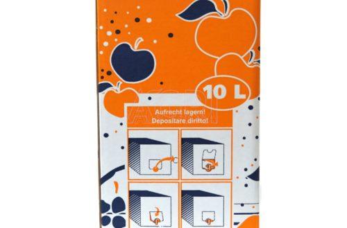 bag in box cartone lt10