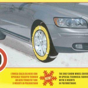 Arexocks calze neve auto TG.XL