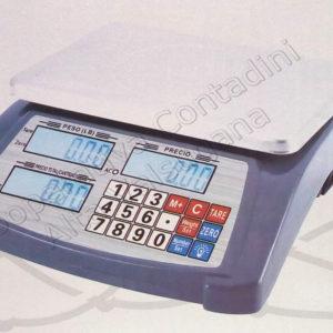 Bilancia digitale portata 30 kg