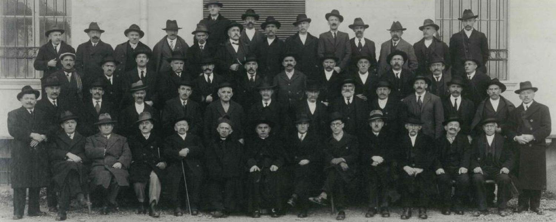 1932 25mo anno dalla fondazione