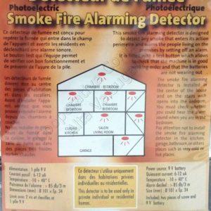 Rilevatore di fumo
