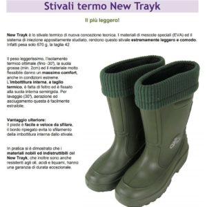 Stivali termo New Trayk n.40