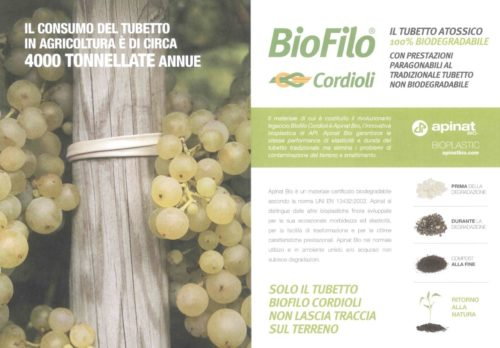 Biofilo legatura mm 3 mt 100 2