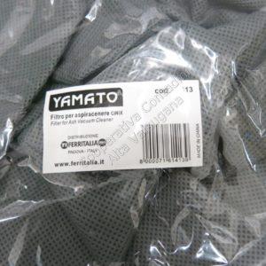Filtro aspiracenere Yamato Cinix
