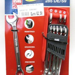 Serie 9 chiavi Usag 285 DE/S9