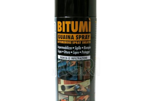 Bitumi guaina spray ml 500