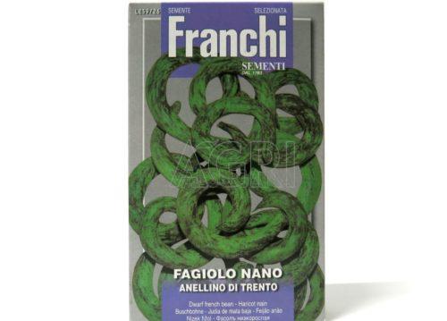 Fagiolino nano anellino di trento gr170