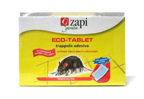 eco tablet trappola adesiva zapi