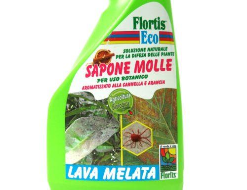 sapone molle flortis ml 500