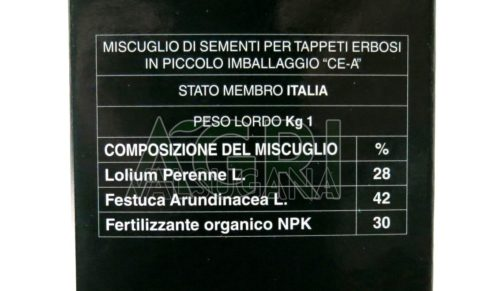 Prato turbo Franchi sementi_gr_1000