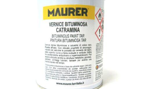 vernice bituminosa catramina Maurer ml_750